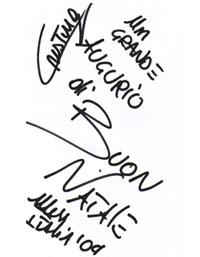 chiabotto autografo