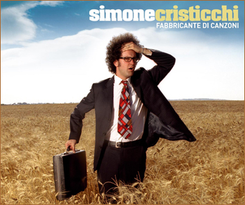 Simone Cristicchi Fabbricante di Canzoni