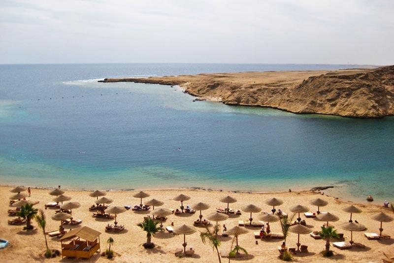 Bereika Beach Spiagge Egitto