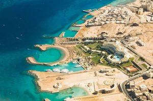 Hurghada spiaggia Egitto