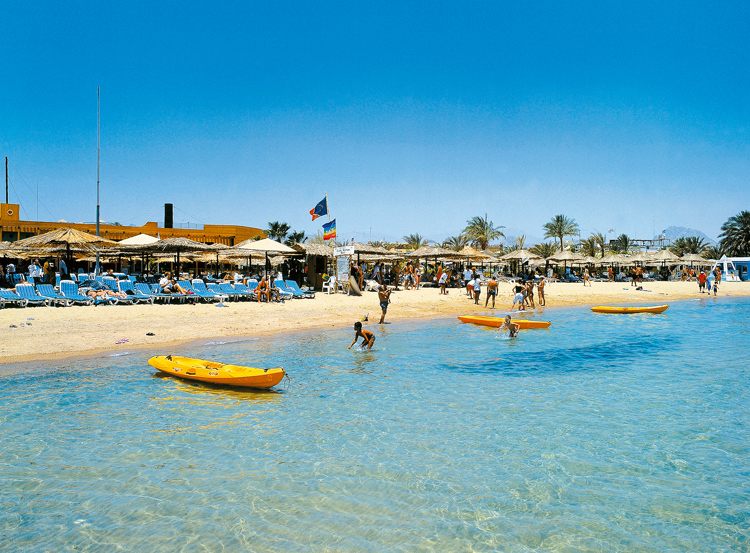 Naama Bay Spiagge Egitto
