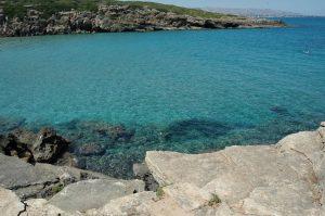 spiaggia calamosce