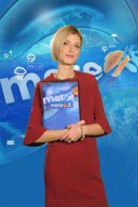 Ilaria Fratoni meteo tg5