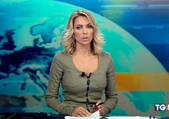 Simona Brachetti TG5