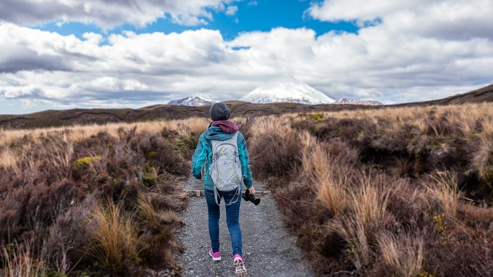 hiking viaggiare